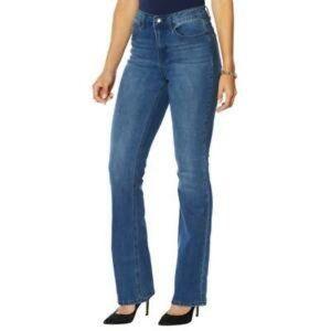 DG2 by Diane Gilman Women's Plus Size Jeans Size16